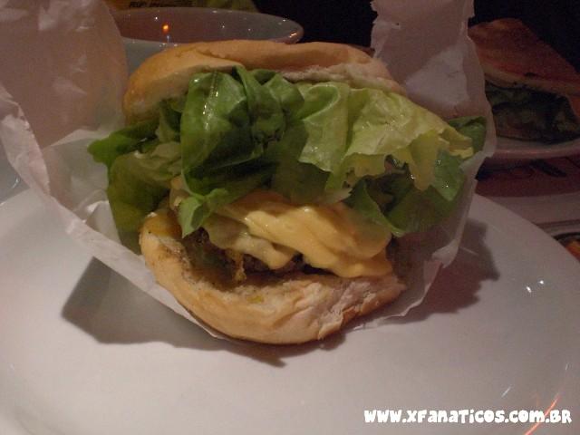 Gugas Burger